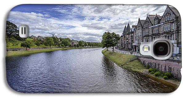 Galaxy S4 Case featuring the photograph Inverness by Jeremy Lavender Photography