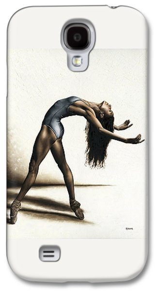 Invitation To Dance Galaxy S4 Case