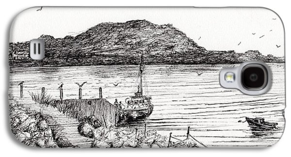 Iona From Mull Galaxy S4 Case by Vincent Alexander Booth