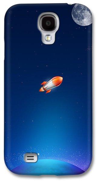iPhone Case Galaxy S4 Case by Liliia Mandrino