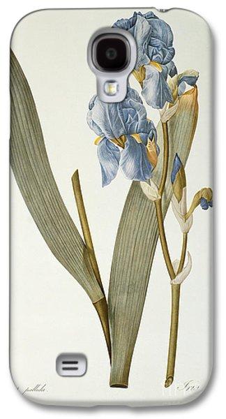 Iris Pallida Galaxy S4 Case by Pierre Joseph Redoute