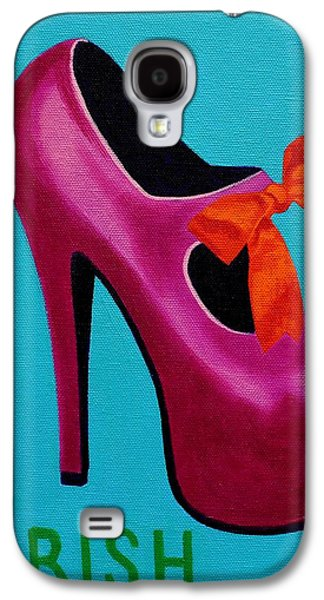 Irish Burlesque Shoe    Galaxy S4 Case