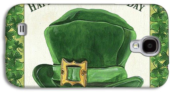 Irish Cap Galaxy S4 Case by Debbie DeWitt