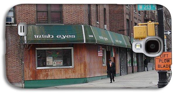 Irish Eyes Galaxy S4 Case by Cole Thompson
