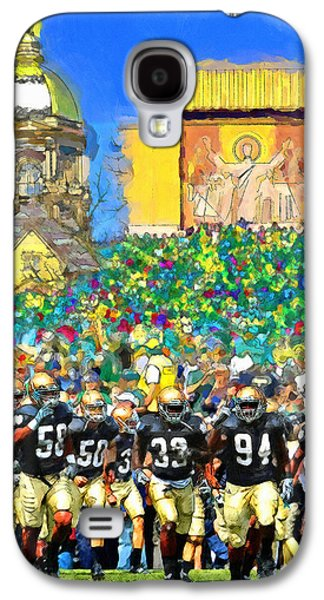 Irish Run To Victory Galaxy S4 Case