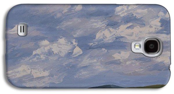Irish Sky Galaxy S4 Case