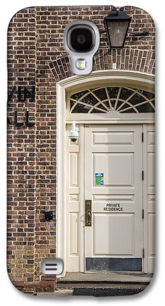 Irvin Hall Penn State  Galaxy S4 Case by John McGraw