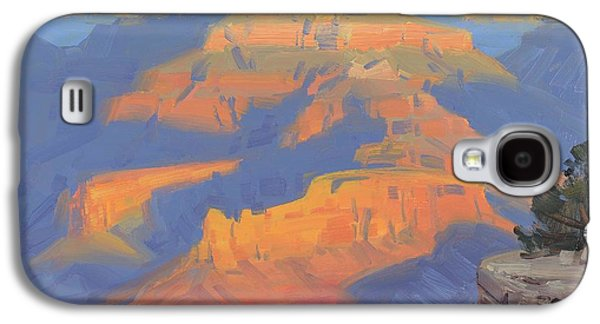 Grand Canyon Galaxy S4 Case - Isis In The Morning by Cody DeLong