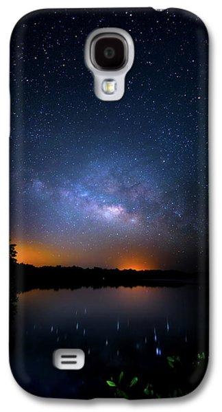 Island Universe Galaxy S4 Case