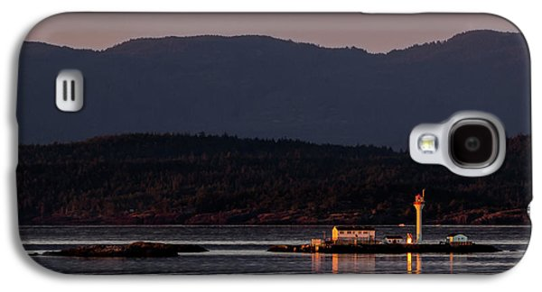 Isolated Lighthouse Galaxy S4 Case