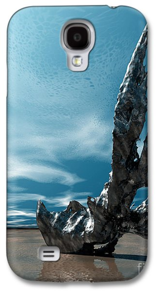 It Fell To Earth Galaxy S4 Case by Sandra Bauser Digital Art
