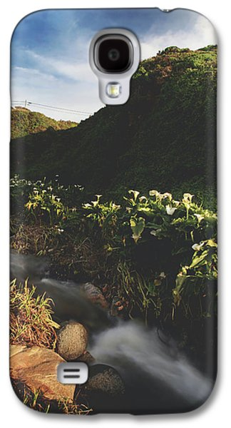 It Was A Hard Winter Galaxy S4 Case by Laurie Search