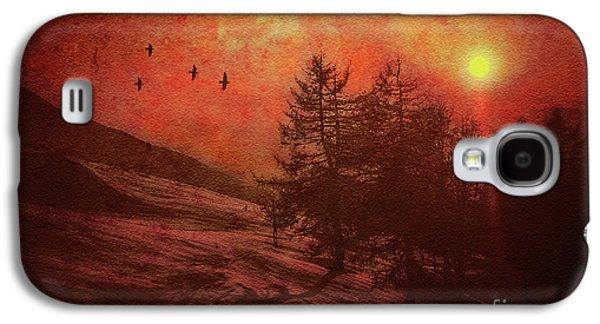 Italian Countryside Galaxy S4 Case