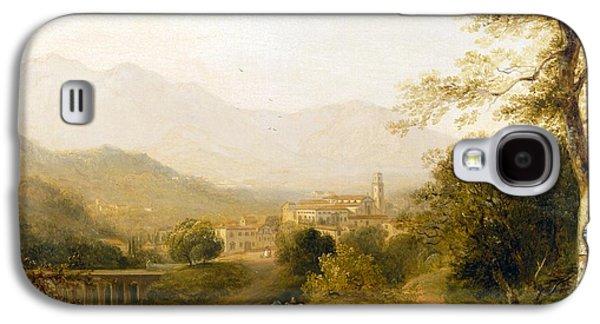 Italian Landscape Galaxy S4 Case by Joseph William Allen