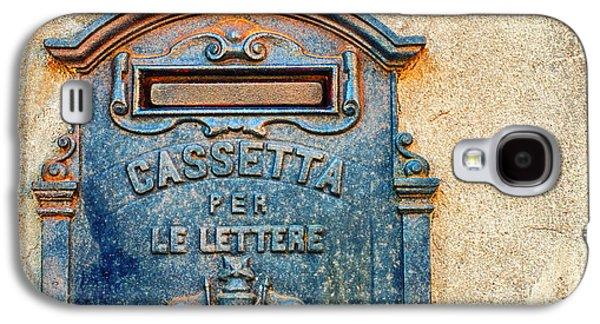 Italian Mailbox Galaxy S4 Case