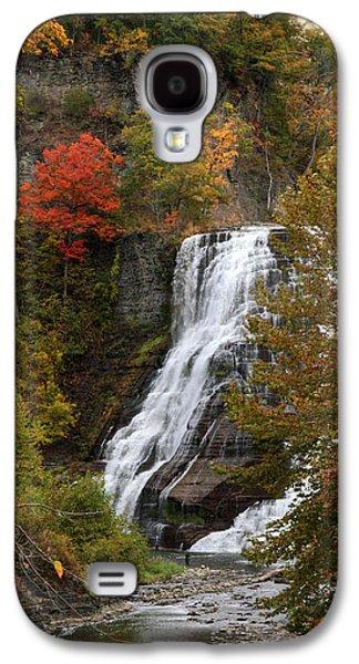 Ithaca Falls Galaxy S4 Case