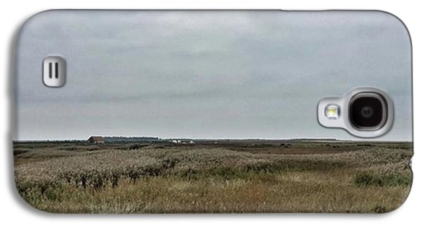 Sky Galaxy S4 Case - It's A Grey Day In North Norfolk Today by John Edwards