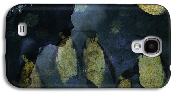 It's Beginning To Look A Lot Like Christmas Galaxy S4 Case by Paul Lovering