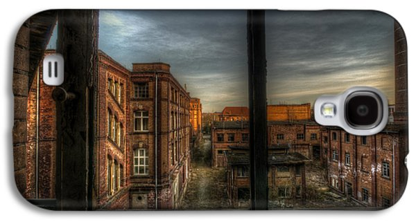 Its The End Galaxy S4 Case by Nathan Wright