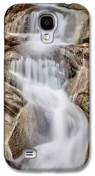 Ivory And Bronze  Galaxy S4 Case by Az Jackson