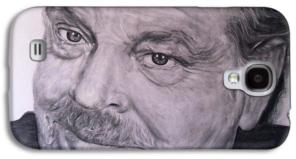 Jack Nicholson Galaxy S4 Case by Adrienne Martino