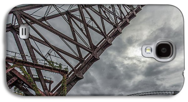 Jackknife Bridge To The Clouds Galaxy S4 Case