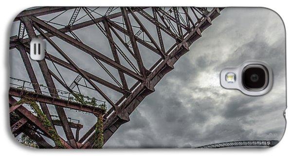 Jackknife Bridge To The Clouds Galaxy S4 Case