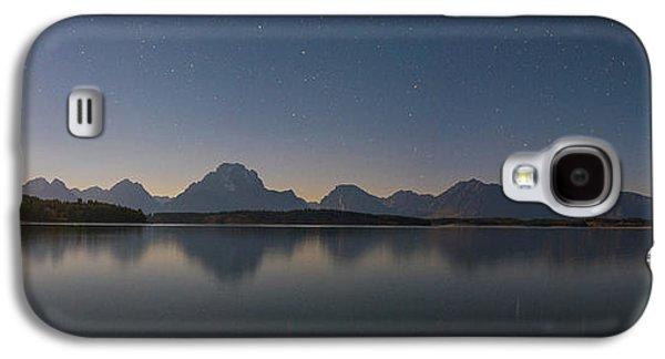 Jackson Lake Moon Galaxy S4 Case