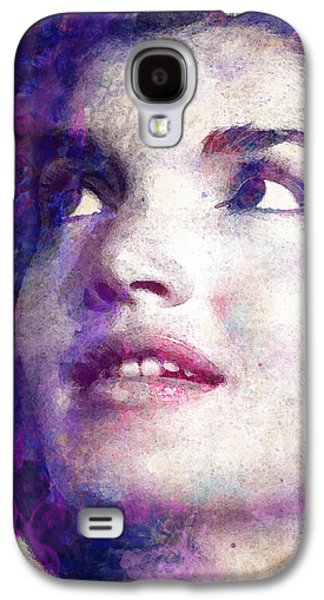 Jacqueline Kennedy Onassis Galaxy S4 Case