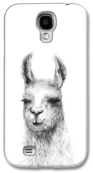 Llama Galaxy S4 Case - Jacquie by K Llamas