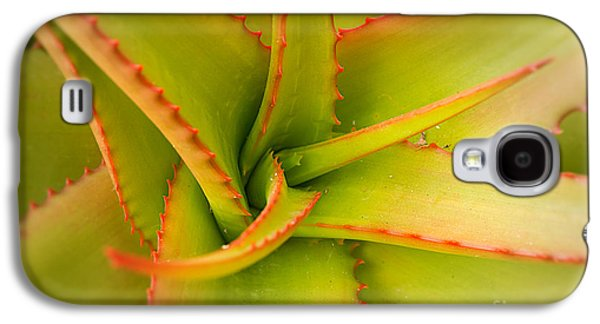 Jagged Aloe Galaxy S4 Case