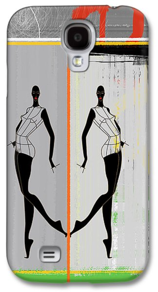 Jamaican Tunes Galaxy S4 Case by Naxart Studio