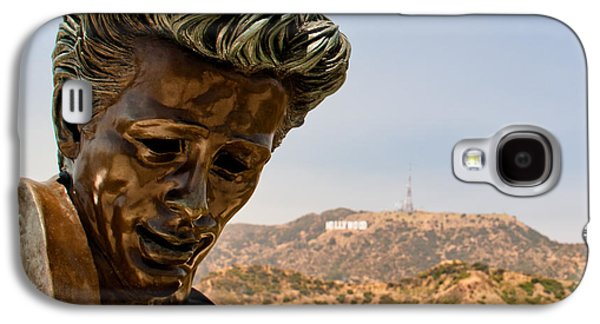 James Dean - Griffith Observatory Galaxy S4 Case