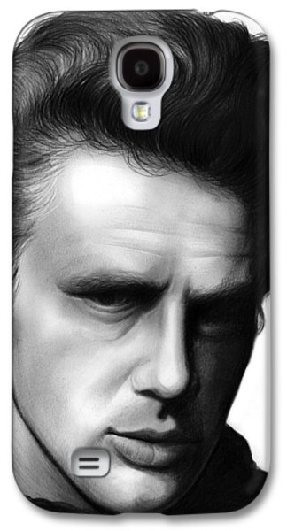 James Dean Galaxy S4 Case by Greg Joens