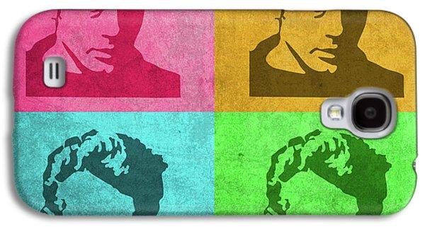 James Dean Vintage Pop Art Galaxy S4 Case