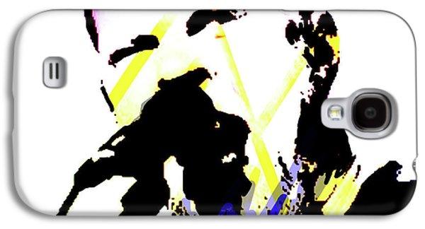 Def Leppard Galaxy S4 Case - James Hetfield Metallica  by Enki Art