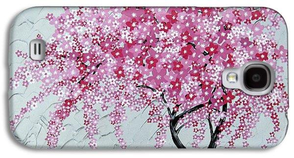 Japanese Cascade Galaxy S4 Case