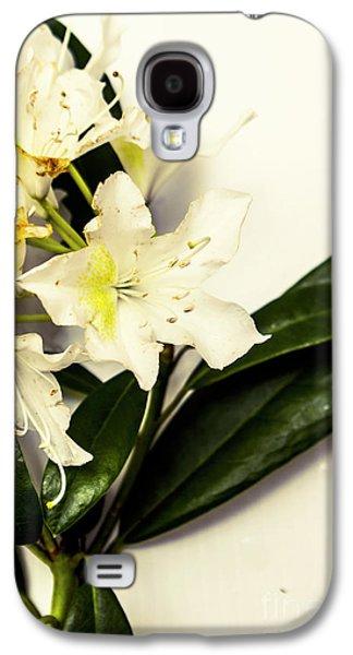 Studio Galaxy S4 Case - Japanese Flower Art by Jorgo Photography - Wall Art Gallery