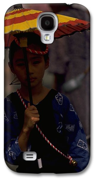Japanese Girl Galaxy S4 Case by Travel Pics