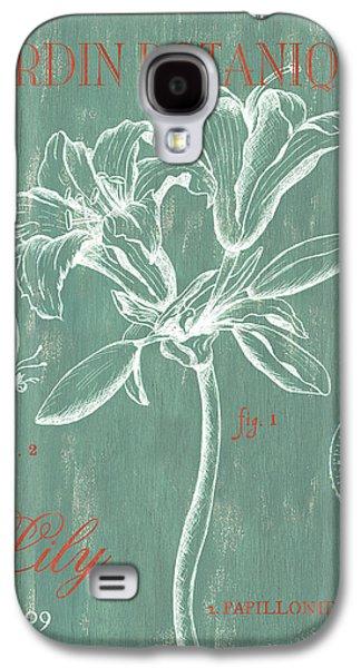 Jardin Botanique Aqua Galaxy S4 Case by Debbie DeWitt