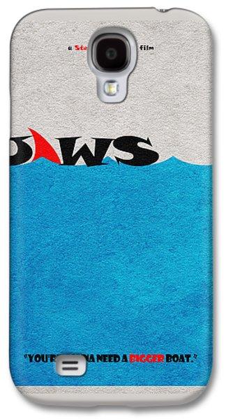 Jaws Galaxy S4 Case