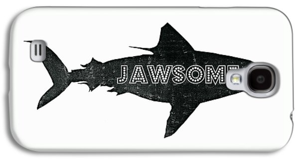 Jawsome Galaxy S4 Case by Michelle Calkins