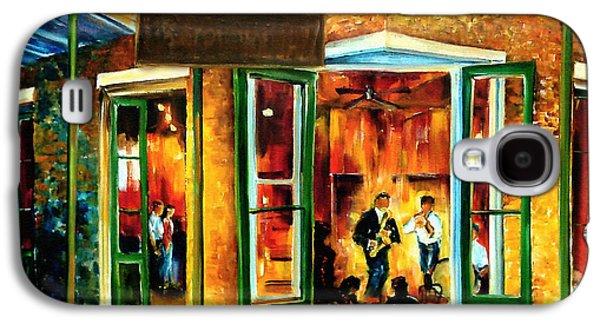 Jazz At The Maison Bourbon Galaxy S4 Case by Diane Millsap