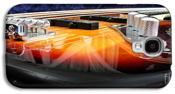 Guitar Galaxy S4 Case - Jazz Bass Beauty by Todd Blanchard