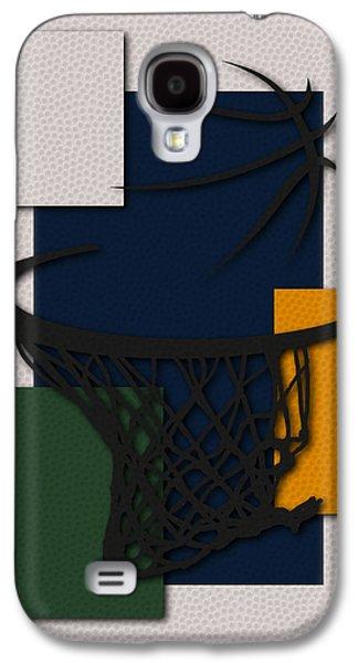Jazz Hoop Galaxy S4 Case by Joe Hamilton