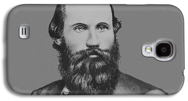 Jeb Stuart -- Confederate General Galaxy S4 Case