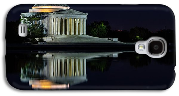The Jefferson At Night Galaxy S4 Case