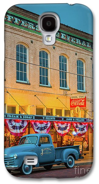 Jefferson General Store Galaxy S4 Case by Inge Johnsson