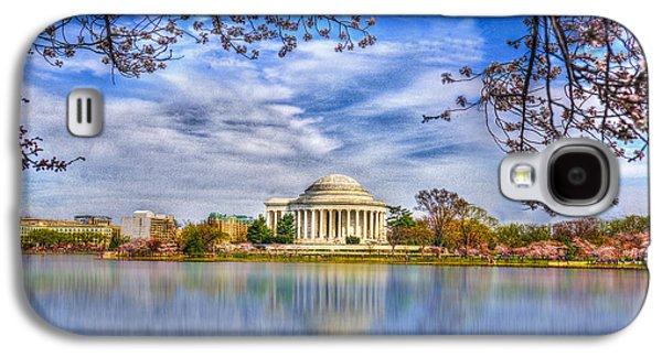 Jefferson Memorial Galaxy S4 Case