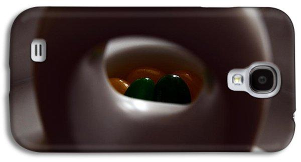 Jelly Bean Buddha Galaxy S4 Case